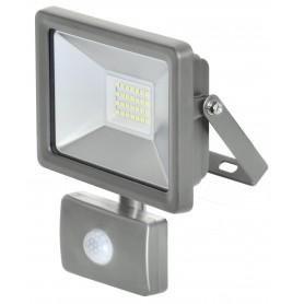 Projecteur plat mené - 30w - c / sensor