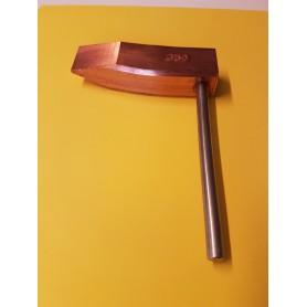 Marteau de cuivre - g.350 - mujelli