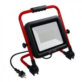 Projecteur Led retravailler - 100w - siècle-c/support