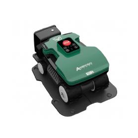 Tondeuse à gazon à batterie-robot - ambroise l15 - avec des batteries et kit d'installation