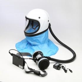 Elettrorespiratore kasco - casque - avec filtre a2p3