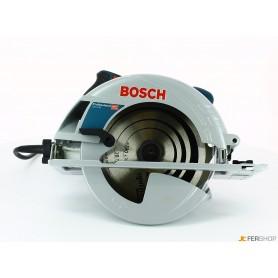Scie circulaire bosch gks 190 - avec unité d'aspiration de gaz 20l sfc