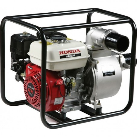 Motopompe Honda - wb30xt - transfert