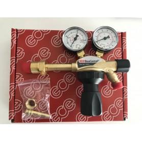 Réducteur pour le réservoir mujelli - argon/mix - 2 l'homme.