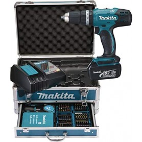 Foret pilote makita - dhp453rfx2 - percussion