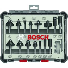 Les coupeurs de 15 pièce bosch - mm.8 - mixte