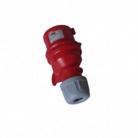 Fiche industrielle faeg - fg23516 - 3p+n+t 16a 380v ip44