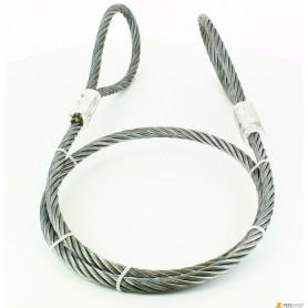 Corde à boucle-boucle - mm.14 mt.2 - comme-comme