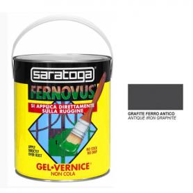 Fernovus - lt. 2.5 - graphite / ferrro vieux