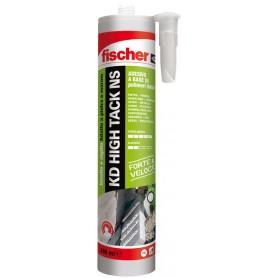 Mastic adhésif de fischer - kd high tack - blanc
