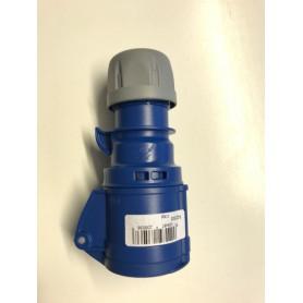 Douille industrielle faeg - fg23503 - 2p + t 16a 220v ip44