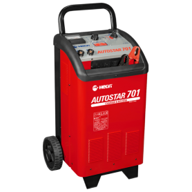 Chargeur de batterie helvi - autostar 701 - 12/24v 230v