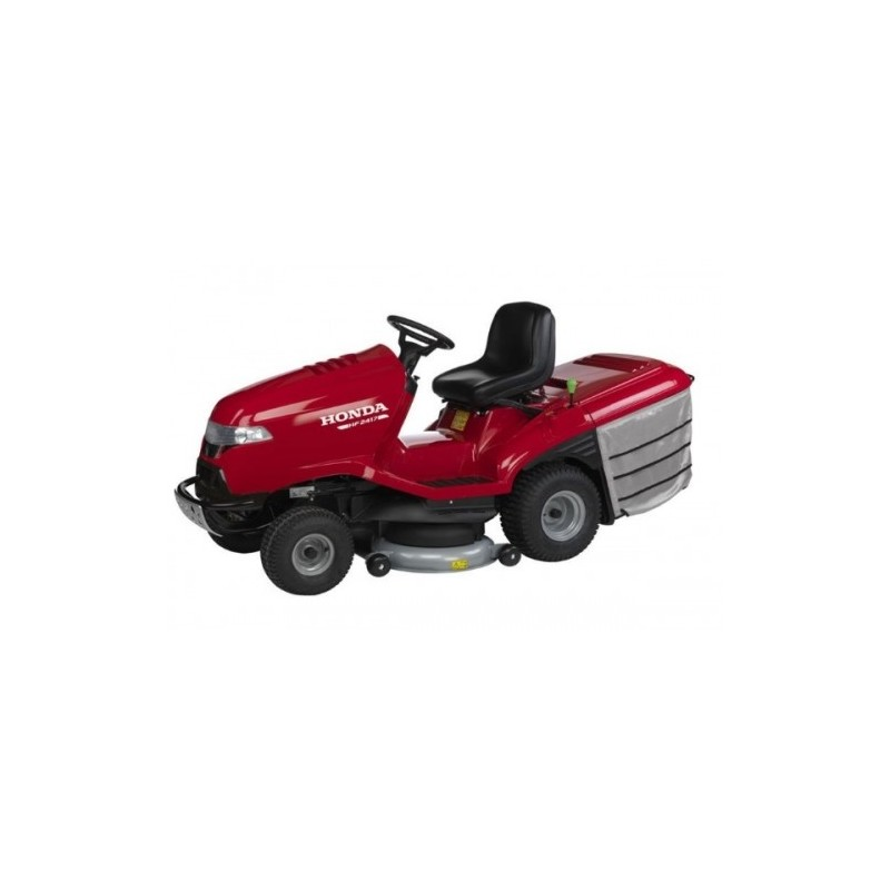tracteur tondeuse honda hf 2417 hm. Black Bedroom Furniture Sets. Home Design Ideas