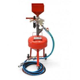 Sablage machine microjet - cd10 -