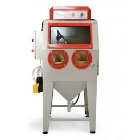 Sable machine de sablage-pallinatrice - cab -