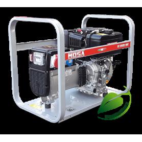 Générateur mosa nu 220/400 - ge 6500 ydt - moteur diesel yanmar