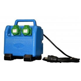 Le convertisseur électronique integ - 150 - 42v-200hz - werner