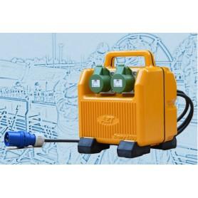 Le convertisseur électronique trony - 1500 - 42v-200hz - az technologie