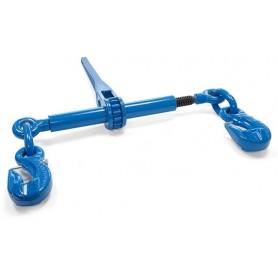 Tendeur de chaîne de ratchet grade de 80 mm. 10 - 94en - bleu