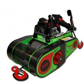 Treuil avec câble textile nouveau - vf155 ultralight - enroulement assisté automatique
