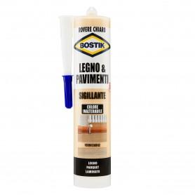 Mastic à bois bostik - chêne clair - ml.300 remplissage