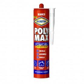 Bostik poly max express - gr.425 cartouche - blanc