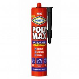 Bostik poly max express - gr.425 cartouche - noir