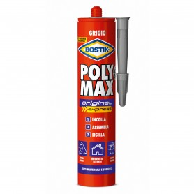 Bostik poly max express - gr.425 cartouche - gris