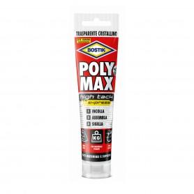 Bostik poly max high tack - gr.115 tube transparent