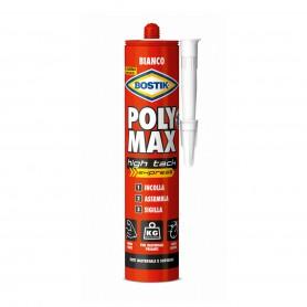 Bostik poly max high tack - gr.425 cartouche - blanc