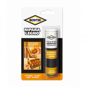 Bostik réparation à bois - gr.56 blister - mastic époxy