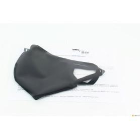 Masque-tissu lavable - noir - haute qualité