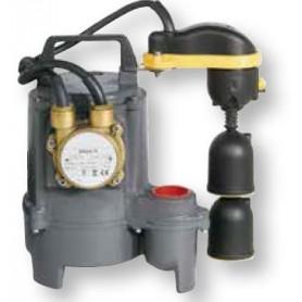 Pompe électrique comex - drain-75 - c/float souris