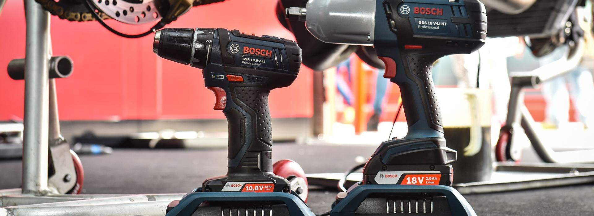Outils électriques Bosch